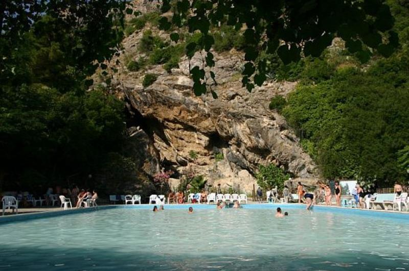 Terme Grotte delle Ninfe