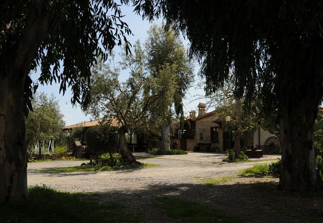 Agriturismo I Gelsi - Francavilla Marittima - Piana di Sibari   sibari vacanza bed parco sibari